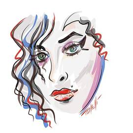 Amy Winehouse Simply Amy by Mark Tonelli