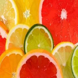 Tracey Harrington-Simpson - Simply Citrus Orange Lemon and Mandarin