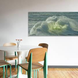 Simulated Room Ocean by Bill Posner