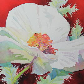 Marsha Reeves - Single Prickly Poppy