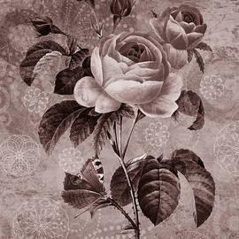 Single Rose by Grace Iradian