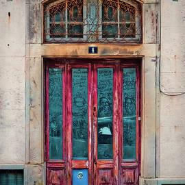 Claude LeTien - Sintra Door