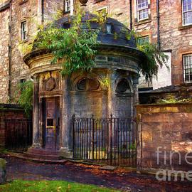 Sir George Mackenzie Mausoleum by Stuart Row