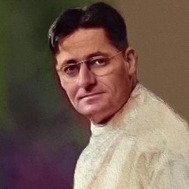 Sir Howard Florey, Scientist - John Springfield