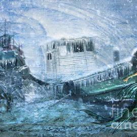Siren Ship by Digital Art Cafe