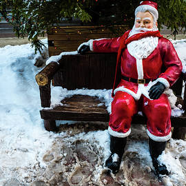 Sit With Santa by Miles Whittingham