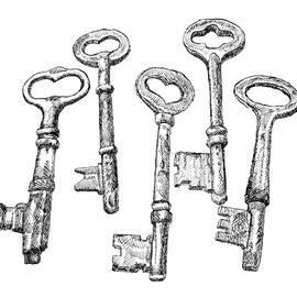 Skeleton Keys by Dominic White