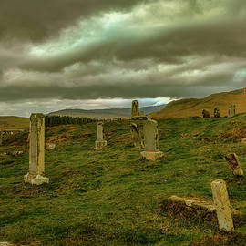 Leif Sohlman - Skies and headstones #g9