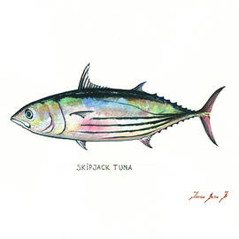 Juan Bosco - Skipjack tuna
