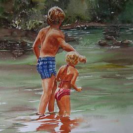 Skipping Rocks by Shirley Sykes Bracken