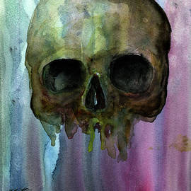 Akiko Okabe - Skull