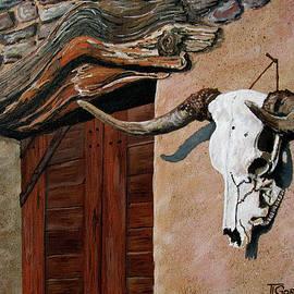 Timithy L Gordon - Skull en la casa