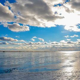 Sky And Ice by Randy J Heath