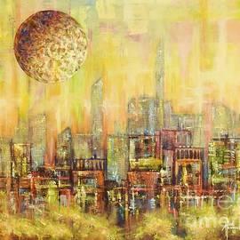 Sky City II by Paul Henderson
