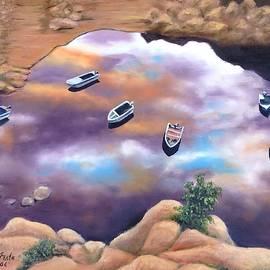 Anna Festa - Sky in Water