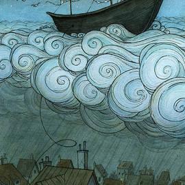 Sky Sailing - Fine Art