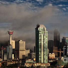 Brad Allen Fine Art - Skyline Fog