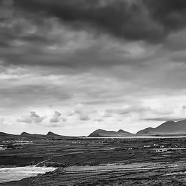 Leif Sohlman - Slea head landscape BW #g0