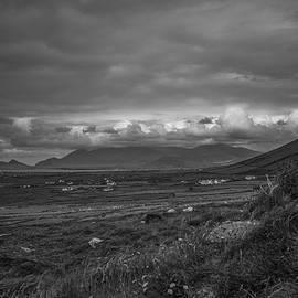 Slea Head Landscape #d4 BW by Leif Sohlman