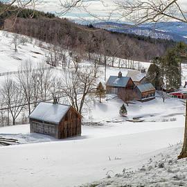Jeff Folger - Sleepy Hollow waking from winter
