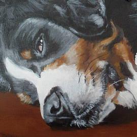 Sleepy Tess by Carol Russell
