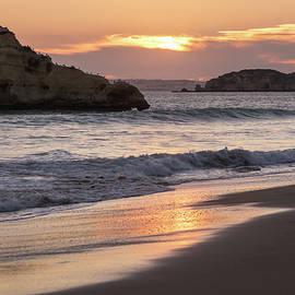 Georgia Mizuleva - Slow Sunset on the Beach