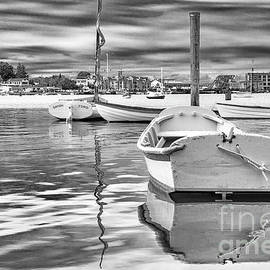 Joe Geraci - Small Boats In Black And White