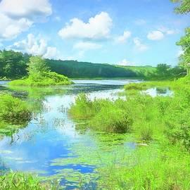 Rusty R Smith - Small New England Pond.