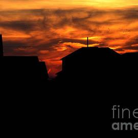 Alan Look - Small Town Sunset