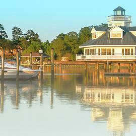 Smithfield Virginia Marina by Ola Allen