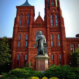 Smithsonian Institute - Washington D. C. by Glenn McCarthy Art and Photography