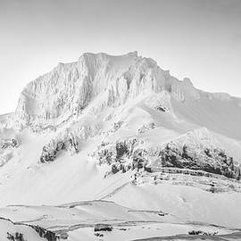 Smjorhnukur Cloaked In White by Glen Sumner