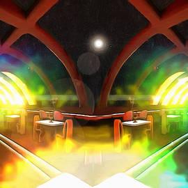 Mario Carini - Smoke in the Lounge