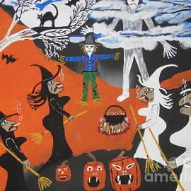 Smokey Halloween by Jeffrey Koss