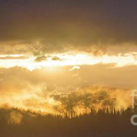 Alana Ranney - Smokey Sunset