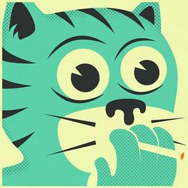 SMOKING CAT - Jazzberry Blue