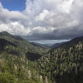 Smoky Mountain Valley  by John McGraw