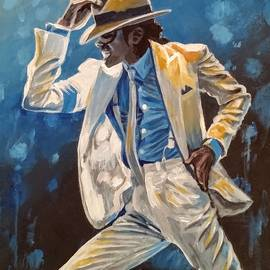 Smooth Criminal by Jennifer Hotai