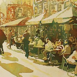 Snapshot Cafe by Jenny Armitage