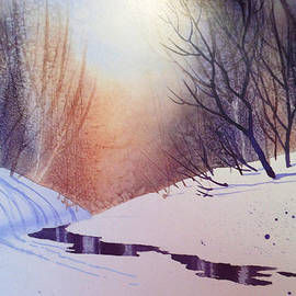 Teresa Ascone - Snow and Forest