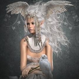 Ali Oppy - Snow Wings