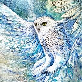 Snow Spirit by Gail Butler