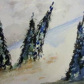 Emily - Snow Trees