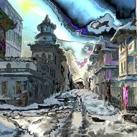 Charles Papaccio - Snowbound