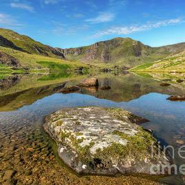 Adrian Evans - Snowdonia Mountain Reflections