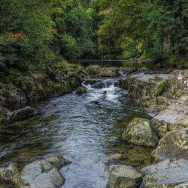 Ian Mitchell - Snowdonia River
