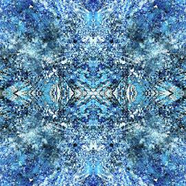 Rainbow Artist Orlando L aka Kevin Orlando Lau - Snowflakes Of The Divine #1418