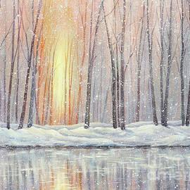 Paul Henderson - Snowy Glow
