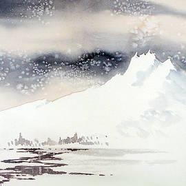 Teresa Ascone - Snowy Mountain