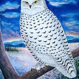 Judith Monette - Snowy Owl